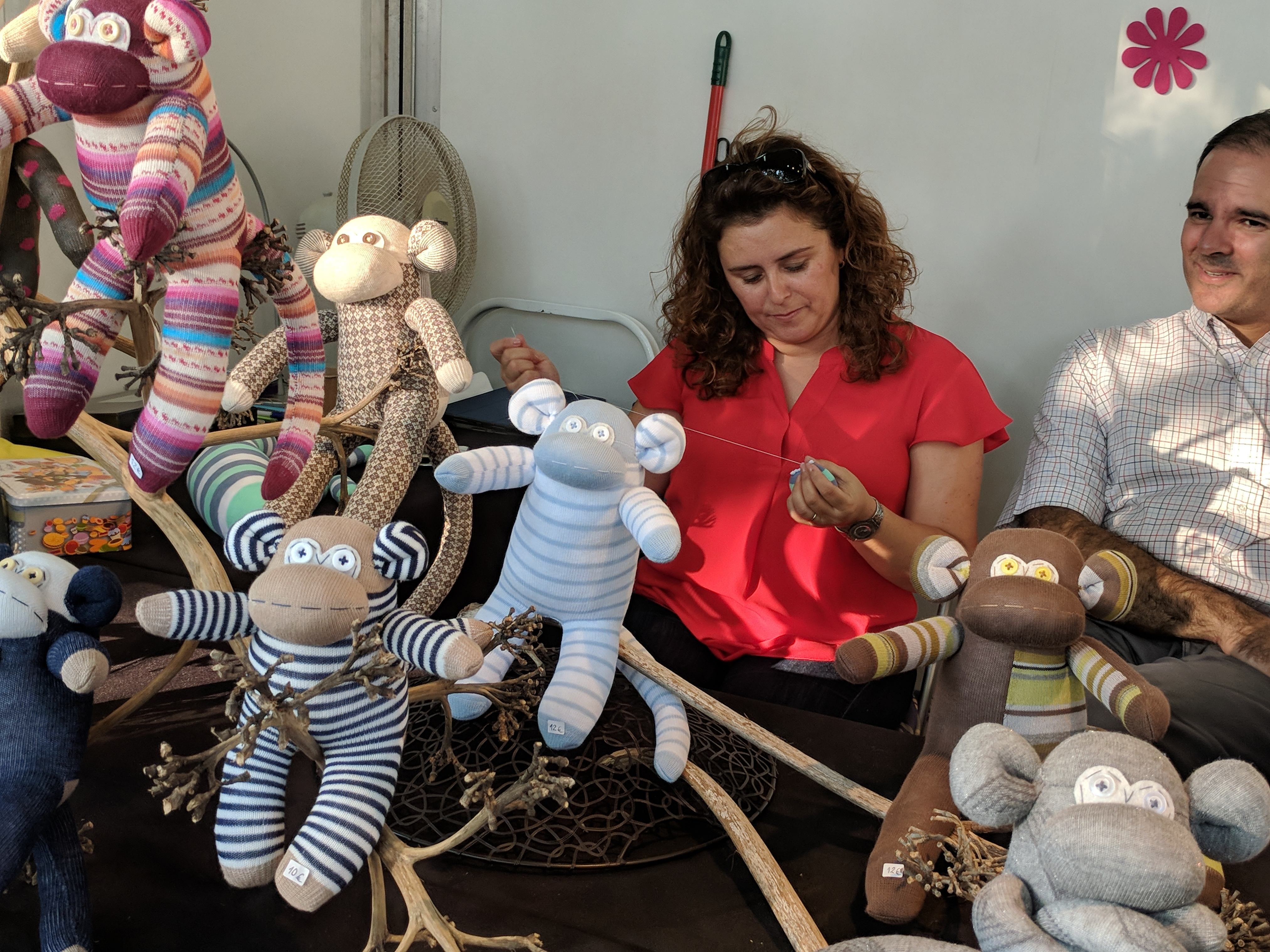 Portugal - Algarve / Fatacil (fair) in Lagoa: handcraft
