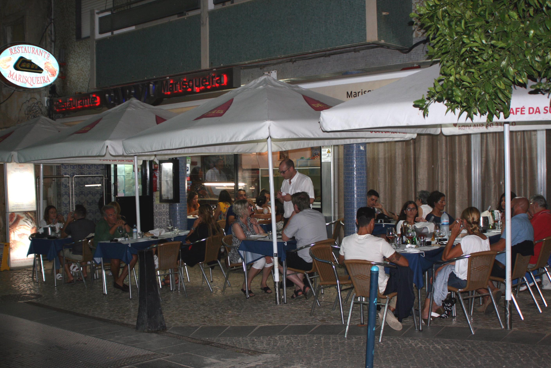 Restaurant Marisqueira Carvi in Portimao