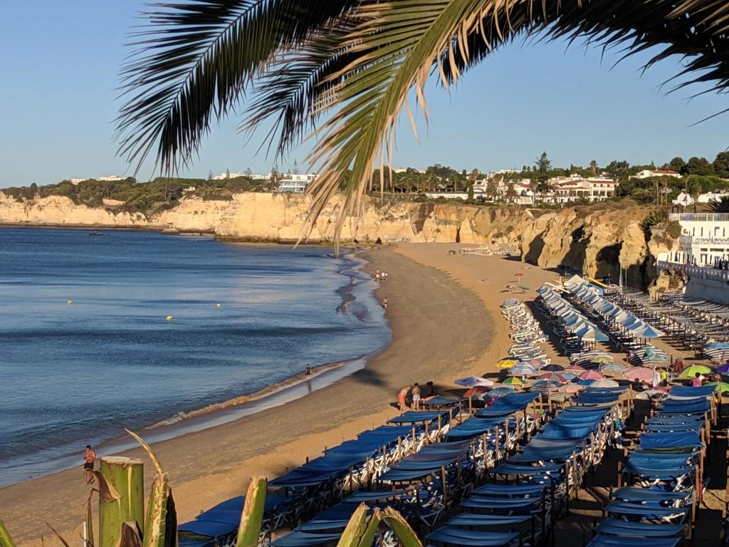 Strand bei Armacao de Pera