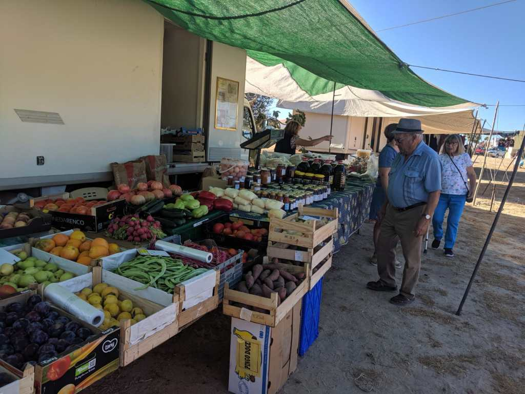 Markt bei Guia / Algarve / Portugal